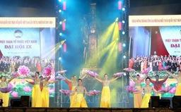 Chào mừng thành công Đại hội Mặt trận Tổ quốc Việt Nam
