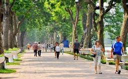 Phố đi bộ Hoàn Kiếm dừng hoạt động trong dịp Tết kể từ 24/1