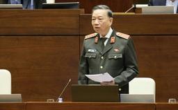 """Bộ trưởng Tô Lâm: """"Bỏ sổ hộ khẩu là niềm mong ước của người dân"""""""