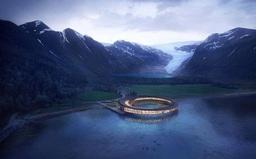 Khách sạn tự sản xuất năng lượng đầu tiên trên thế giới
