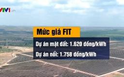 Bộ Công Thương đề xuất giá cho điện Mặt trời
