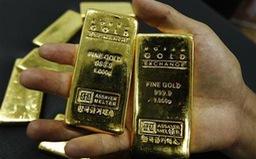 Giá vàng đã vượt ngưỡng 1.600 USD/ounce