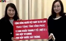 Người Việt tại Ba Lan hỗ trợ vùng dịch COVID-19 tại Việt Nam