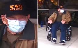Cụ ông 104 tuổi chiến thắng bệnh COVID-19