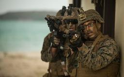 Mỹ dự kiến lập trung đoàn viễn chinh thủy quân lục chiến mới