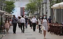 Singapore áp dụng xét nghiệm nhanh COVID-19 tại lễ cưới và hội nghị