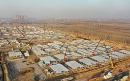 Trung Quốc lập hơn 450 trung tâm cách ly tập trung ở điểm nóng Thạch Gia Trang