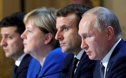 Nga đề xuất thêm Mỹ vào các cuộc đàm phán Định dạng Normandy về Ukraine
