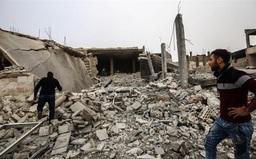 Nhiều nước lên án vụ không kích của Mỹ tại Syria
