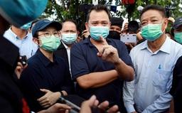 Ba thành viên nội các Thái Lan bị kết án vì tội kích động nổi loạn