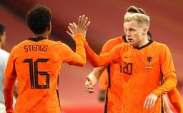 ĐT Hà Lan công bố danh sách tập trung cho EURO 2020