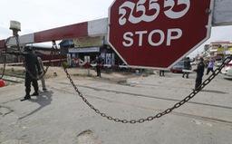 Hàng loạt công nhân nhà máy mắc COVID-19, dịch bệnh phức tạp trở lại ở Phnom Penh, Campuchia