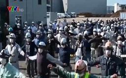 Hàng triệu người Nhật Bản cùng nhau tập thể dục