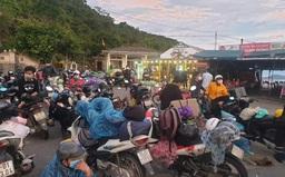TP Hồ Chí Minh đề nghị các địa phương phối hợp đưa người về quê theo nhu cầu, nguyện vọng