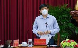 Bộ trưởng Bộ Y tế: Muốn giảm lây nhiễm thì phải vừa giãn cách, vừa xét nghiệm nhanh