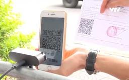 Ngày đầu Hà Nội quét mã QR tại 67 chốt: Nhanh chóng, thuận tiện, giảm ùn tắc