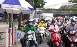Được giao hàng liên quận huyện, nhiều shipper ở TP Hồ Chí Minh vẫn còn e ngại