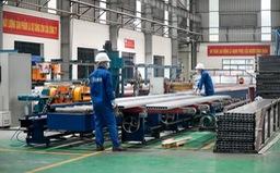 """Các doanh nghiệp """"vùng xanh"""" Hà Nội đẩy mạnh tái sản xuất"""