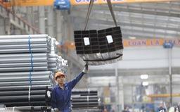 Xuất khẩu sắt thép vượt 7 tỷ USD