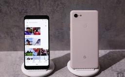 """Google ra mắt """"sát thủ"""" của iPhone XS: """"Cằm"""" dày, """"tai thỏ"""", giá nghìn USD"""