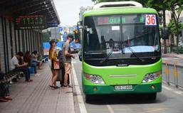 Điều chỉnh tăng giá vé xe bus trợ giá tại TP.HCM