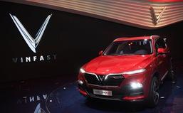 "Cận ảnh hai mẫu xe ""siêu chất"" của Vinfast tại Paris Motor Show 2018"