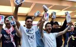"""Thanh thiếu niên Mỹ """"cuồng"""" iPhone như thế nào?"""