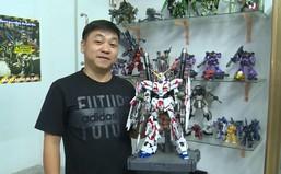 Chi hơn nửa tỷ đồng để thỏa mãn đam mê sưu tập robot