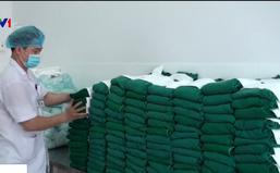 Kiểm soát chặt chẽ nhiễm trùng sơ sinh qua đồ vải