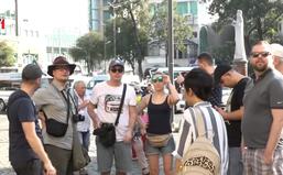 """Tràn lan hướng dẫn viên du lịch """"chui"""" ở TP.HCM"""