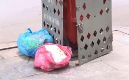 Để rác thải tồn đọng, bốc mùi sẽ bị phạt