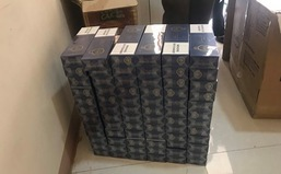 Gần 3.000 bao thuốc lá điếu nhập lậu bị bắt giữ tại Quảng Trị