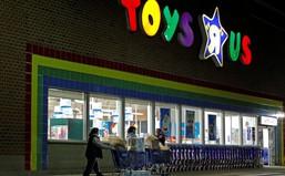 """Toys """"R"""" Us mở cửa trở lại trong dịp Giáng Sinh"""
