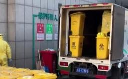 Trung Quốc: Tỉnh Hồ Bắc thải hàng trăm tấn rác thải y tế mỗi ngày