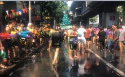 Nhiều nơi ở Thái Lan và Campuchia hủy lễ hội té nước