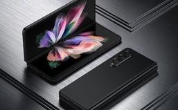 """Giá """"chát"""", người dùng Việt vẫn chuộng Galaxy Z Fold3 5G"""