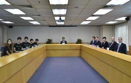 Chính quyền Hong Kong (Trung Quốc) đối thoại với sinh viên