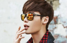 """Lee Jong Suk """"đẹp từng centimet"""" trong loạt ảnh mới"""