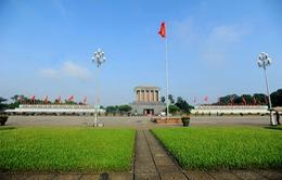 Ngày Độc lập, vào Lăng viếng Chủ tịch Hồ Chí Minh