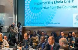 Cần 1 tỷ USD để ngăn chặn bùng phát dịch Ebola