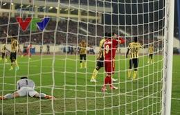 ĐT Việt Nam 2–4 ĐT Malaysia:Tan giấc mộng đẹp