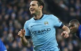 Lampard sẽ không rời Man City trong tháng 1?