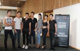 Vietnam International Fashion Week 2014 quy tụ dàn người mẫu chuyên nghiệp