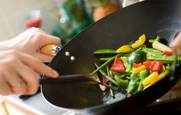 Hâm lại rau củ,có thể mất 90% vitamin A