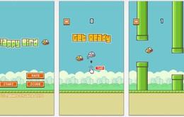 Flappy Bird lọt Top 10 từ khóa được tìm kiếm nhiều nhất trên Google năm 2014