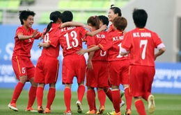 HLV Mai Đức Chung hài lòng về đội tuyển nữ