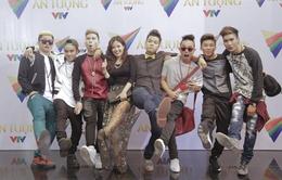 Dàn sao Việt rộn ràng mừng VTV thêm tuổi mới