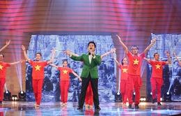 Giai điệu tự hào: Trọng Tấn lần đầu tiên hát Rock