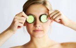 Sở hữu đôi mắt đẹp với 5 mẹo đơn giản