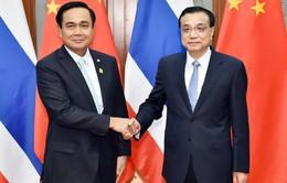 Thủ tướng Thái Lan thăm chính thức Trung Quốc